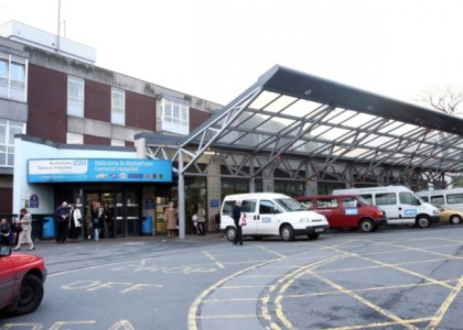 Rotherham District Hospital